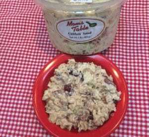 Cranberry-Pecan chicken Salad Full