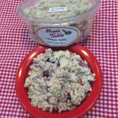 Cranberry-Pecan Chicken Salad Small